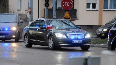 Oświęcim. Samochód z prezydenckiej kolumny potrącił dziecko / Zdjęcie ilustracyjne