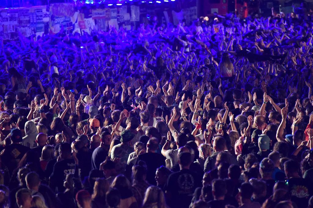 25. Pol'and'Rock (dawny Przystanek Woodstock) w Kostrzynie nad Odrą