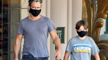 Colin Farrell spędza dzień z Henrym Tadeuszem. Wspólnie buszowali w księgarni