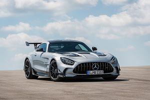 Mercedes-AMG GT Black Series ma czarną duszę
