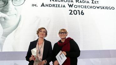 Iwona Szpala i Małgorzata Zubik z naszej redakcji zostały głównymi laureatkami tegorocznej edycji nagrody radia Zet im Andrzeja Woyciechowskiego