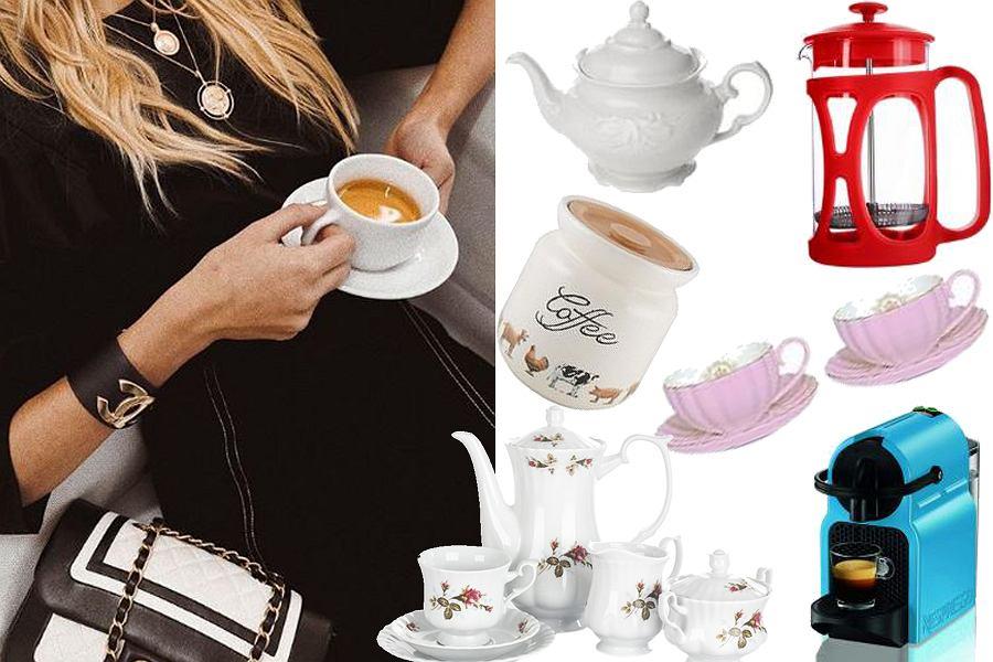 Kolaż, kawa/Materiały partnera