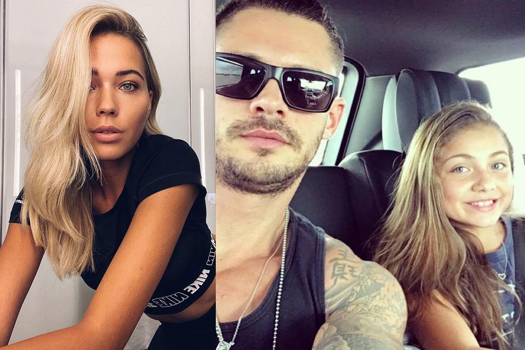 Sandra Kubicka, Kaio Alves Goncalves, Isabella Goncalves