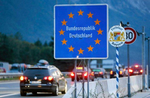 Zdjęcie numer 0 w galerii - Niemcy zamknęły granice dla uchodźców [ZDJĘCIA]