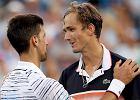 """Chce przegonić Federera, Nadala i Djokovicia. """"Zasłynął"""", gdy wyrzucono go z turnieju za skandaliczne słowa"""