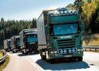 Europejskie koncerny stawiają na inteligentne ciężarówki