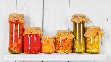 Dzięki domowym przetworom możemy cieszyć się smakiem wszystkich warzyw także zimą.