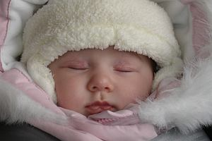 Jak oddycha dziecko na dworze