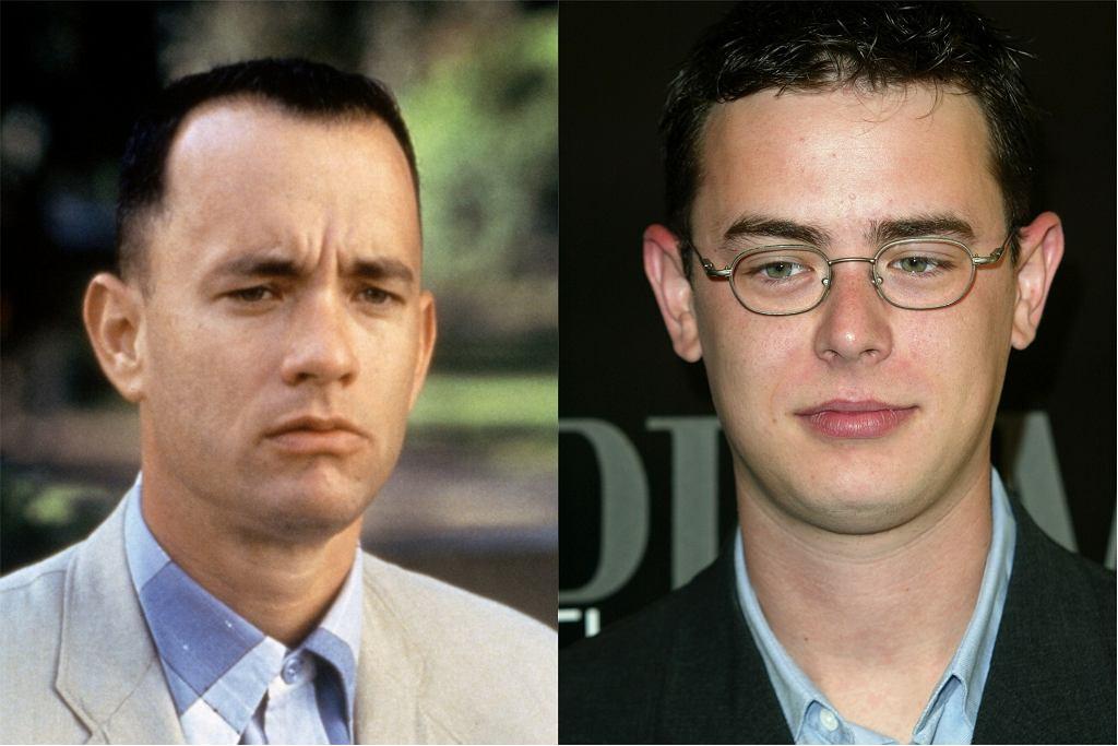 Tom Hanks i Colin Hanks