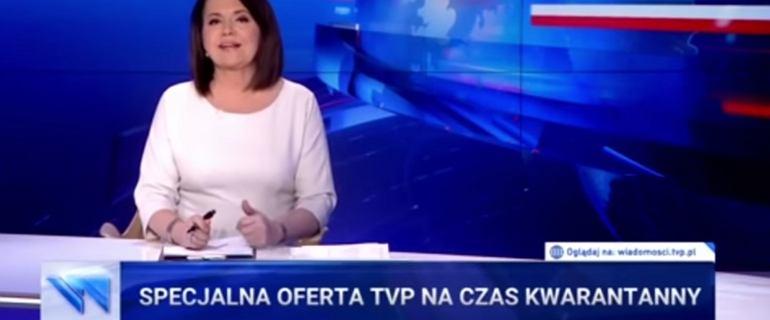 """KRRiT przywołuje TVP do porządku. Chodzi o """"ukryte przekazy handlowe"""""""