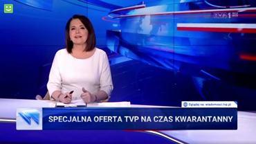 'Wiadomości' TVP z 20.03.2020 r.