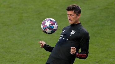 Bayern wydał oświadczenie w sprawie skróconego treningu Lewandowskiego