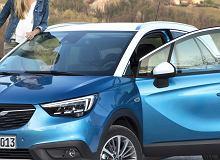 Opel Crossland X, czyli mały crossover z wieloma zaletami. Do tego w dobrej cenie