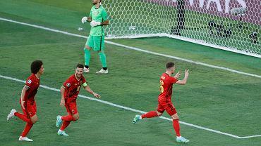 Euro 2020. Hit w ćwierćfinale. Belgia zmierzy się z Włochami