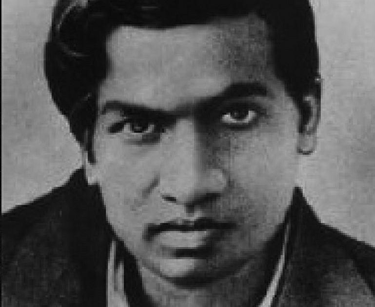 Srinivasa Aiyangar Ramanujan (1887-1920), genialny hinduski matematyk