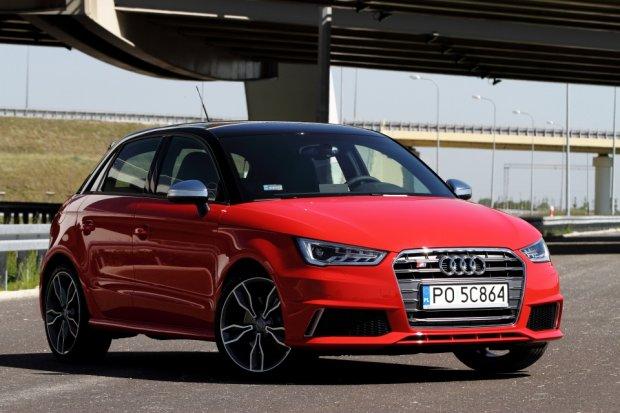 Audi rozpoczyna sprzedaż modeli S1 i S1 Sportback