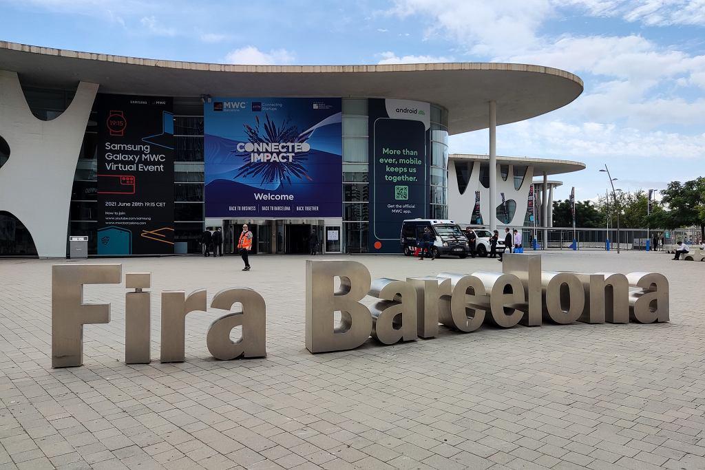 Targi MWC 2021 w Barcelonie wyjątkowo odbywają się w czerwcu
