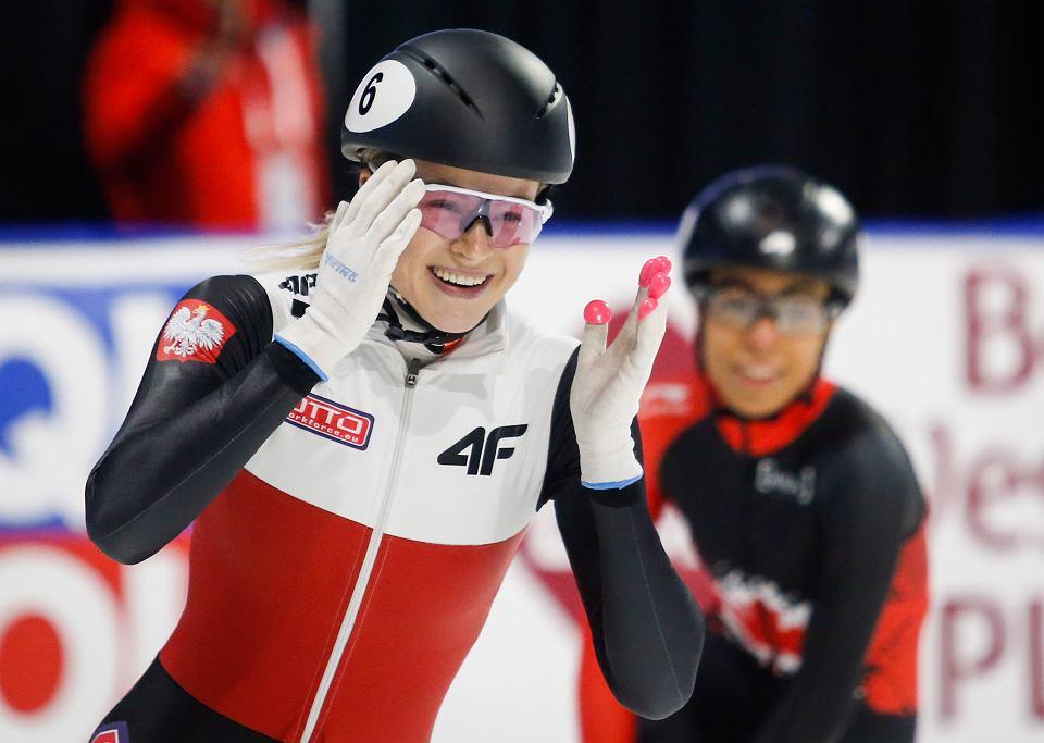 Canada Short Track Speed Skating