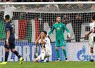 Liga Mistrzów. Juventus przegrał wygrany mecz! Szok w Turynie. Szczęsny z błędem