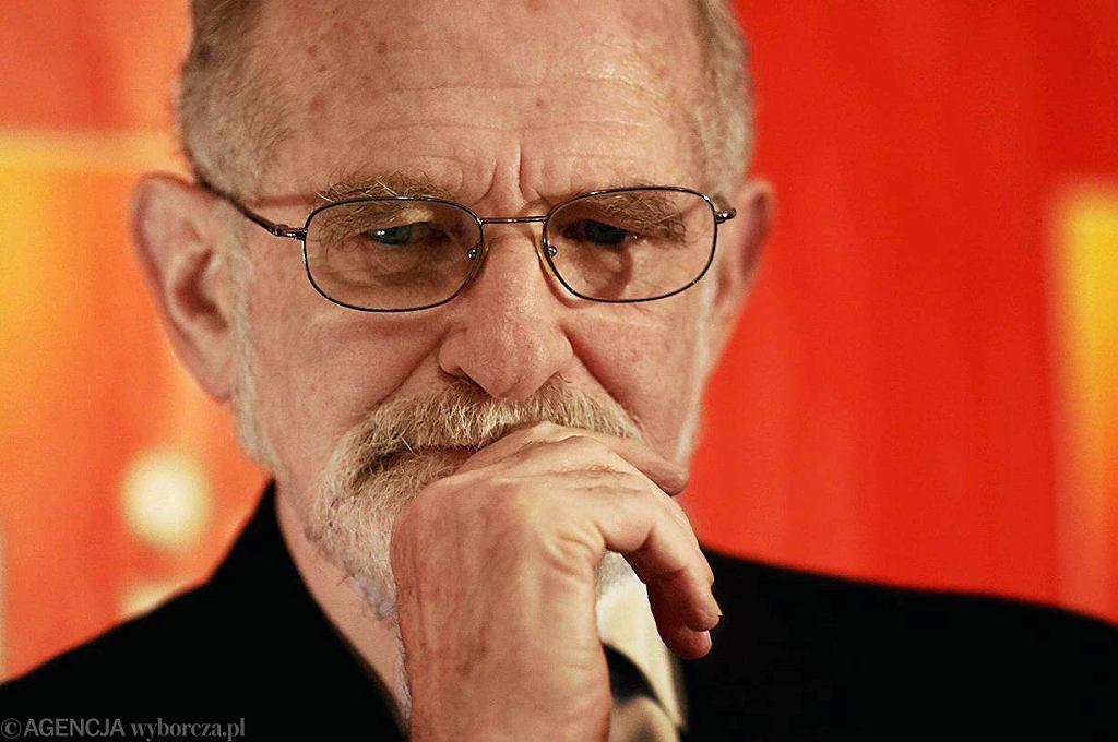 Bronisław Geremek Człowiek Roku 2004
