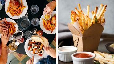 Przepisy na ulubione fast foody w wersji fit