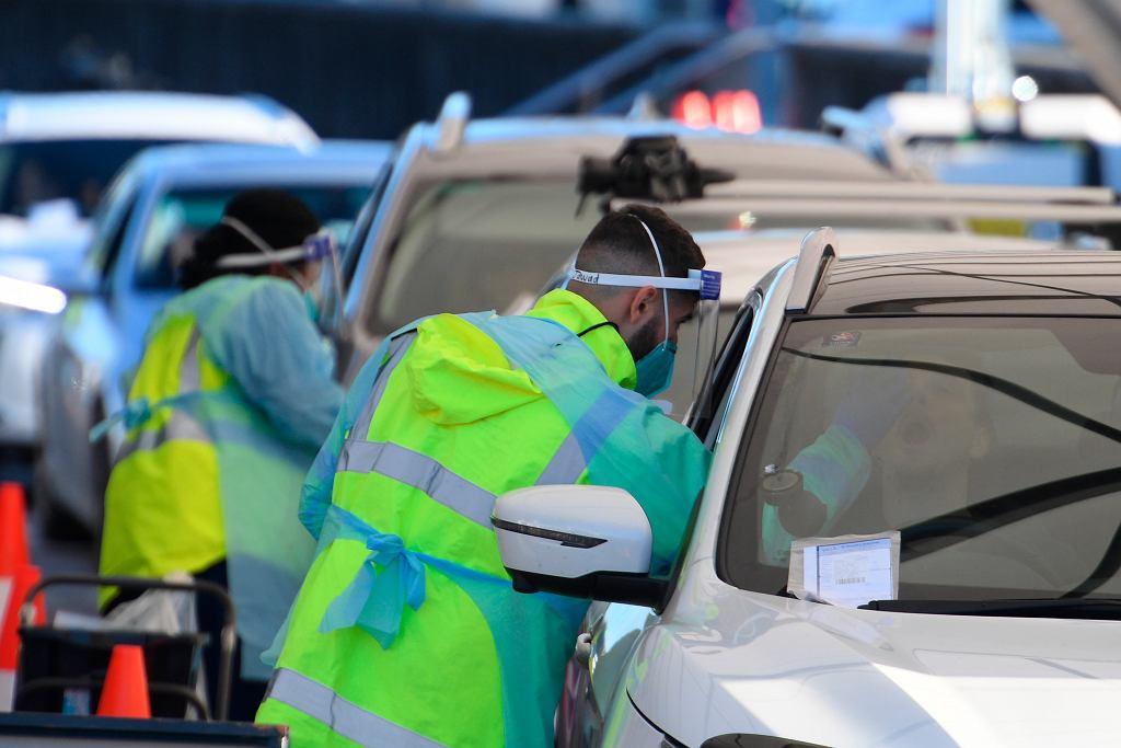 Testowanie kierowców w Sydney