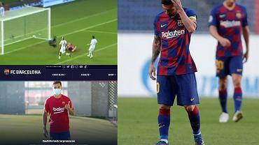 FC Barcelona zareagowała na wywiad Leo Messiego przypomnieniem jego wyjątkowej bramki