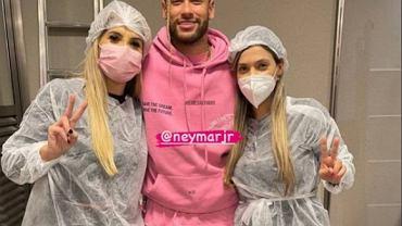 Neymar po zabiegu z włosami