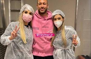 Neymar totalnie zaskoczył nową fryzurą. Tym razem przesadził