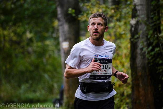 Zdjęcie numer 1 w galerii - Silesia Marathon. Chłód i wiatr niestraszne, rekord pobity! [ZDJĘCIA]