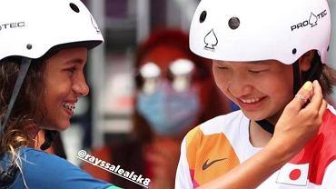 13-letnia Japonka zdobyła złoty medal olimpijski. Na podium same nieletnie. Dzieci rządzą w deskorolce