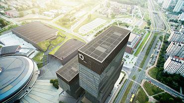Biurowice .KTW zaprojektowała pracownia Medusa Group