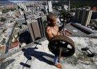 Slums w opuszczonym wieżowcu w samym sercu Caracas - witamy w Torre de David
