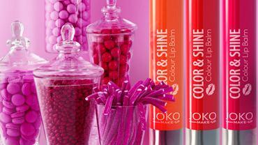 Joko: pomadka w kredce Color&Shine