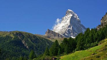 Matterhorn, Szwajcaria / fot. Shutterstock