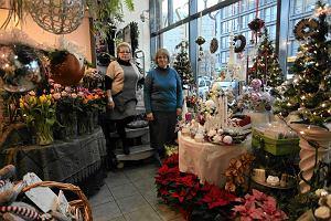 Kto, co i kiedy kupuje w warszawskich kwiaciarniach