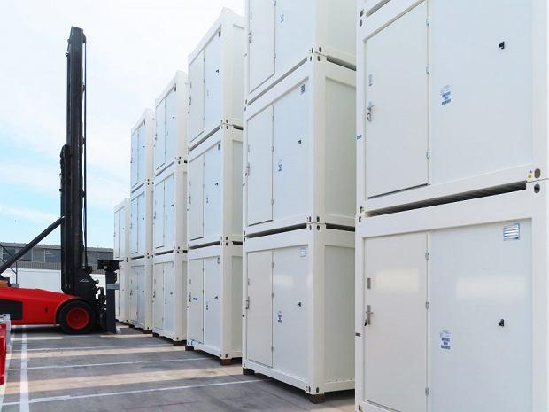 Takie kontenery mogą wkrótce stanąć przed szpitalami