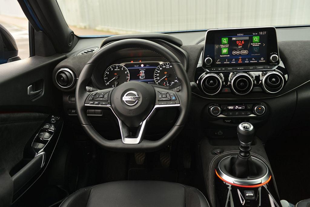 Nissan Juke 1.0 DIG