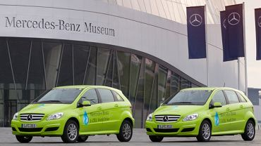 Mercedes Klasy B FCV