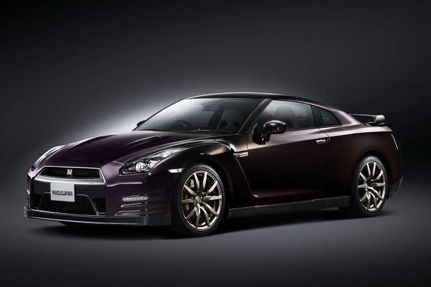 Nissan GT-R Midnight Opal