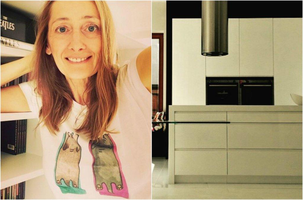 Beata Pawlikowska niedawno przeprowadziła się do nowego domu w Warszawie, o czym poinformowała swoim fanów na Instagramie. Dziennikarka nieskromnie stwierdziła, że ma