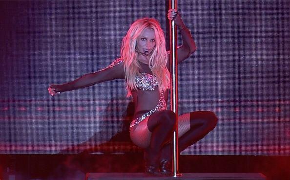 Britney Spears zaatakowana na koncercie!