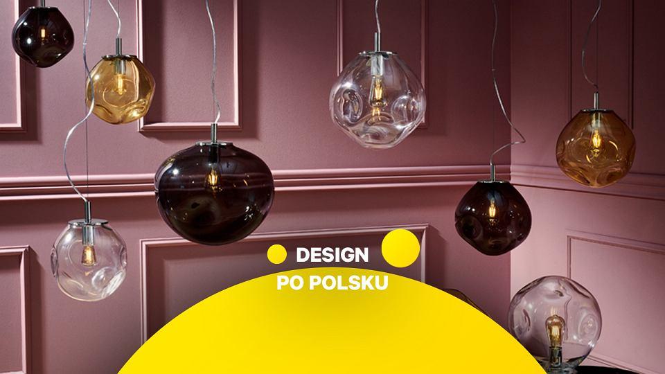 Z cyklu 'Design po polsku' - oświetlenie Made in Poland - Kaspa