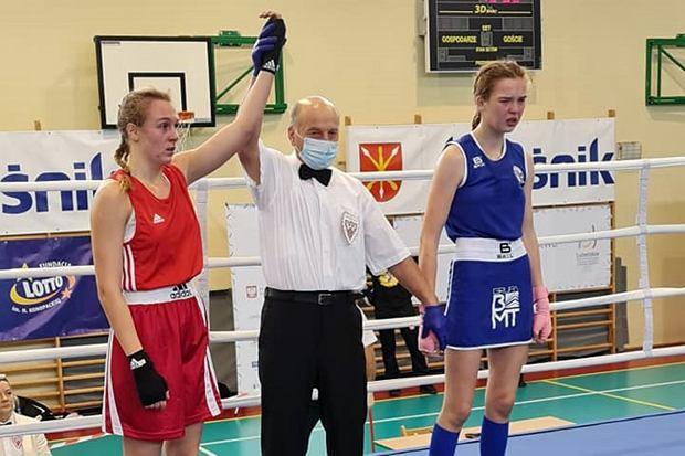 XXVI Ogólnopolska Olimpiada Młodzieży w boksie. Kraśnik 2020