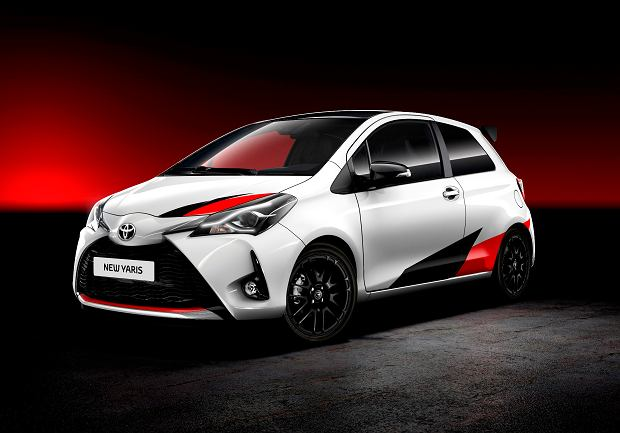 Nowa Toyota Yaris   Aż 210 KM!