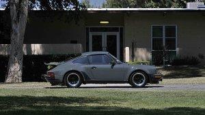Porsche 911 Turbo Steve'a McQueen na sprzedaż