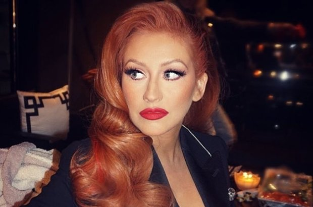 To Marta Grycan czy... Christina Aguilera?