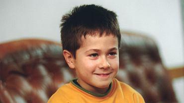 Sergiusz Żymełka, czyli serialowy Filip w 'Rodzinie zastępczej'