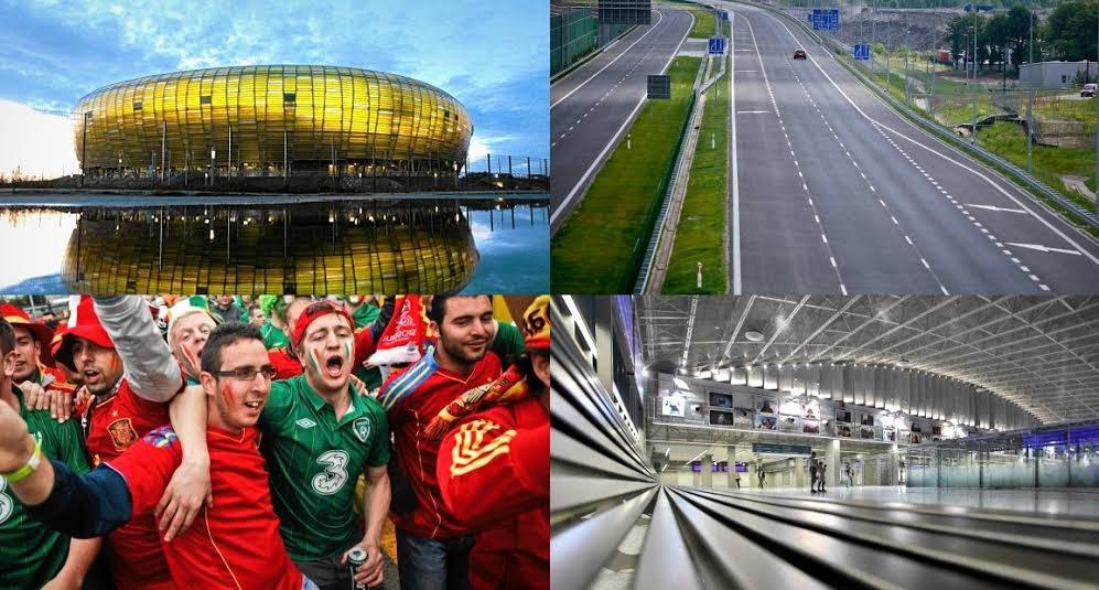 Euro 2012 - bilans po czterech latach