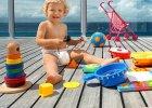 Czego potrzebuje niemowlę na plaży?